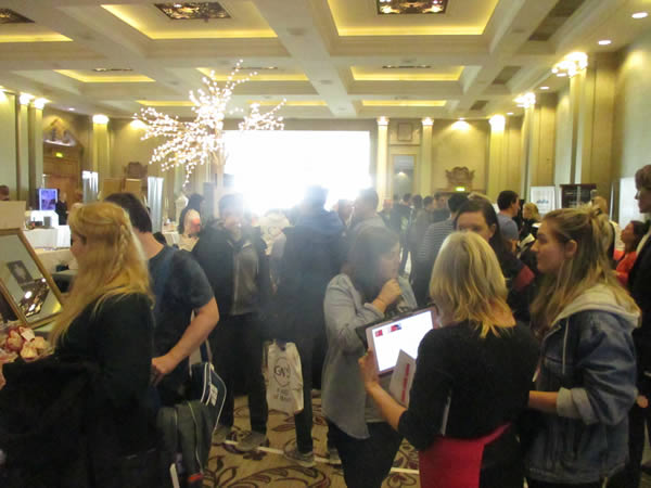Busy Gay Wedding Show at Brighton 2016
