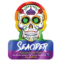 SeaCider Gay Wedding Show Sponsor