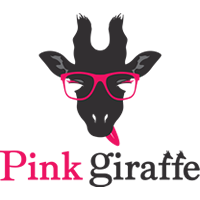 Pink Giraffe Photobooth