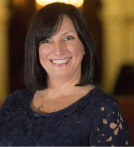 Julie Hadfield Superintendent Registrar Crewe at the Gay Wedding Show